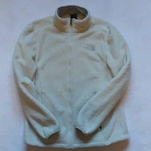 The North Face zip up fleece